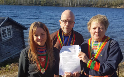 Le parlement sami de Suède soutient la Déclaration Universelle des Droits de la Terre Mère