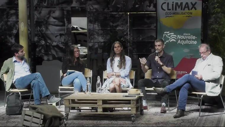 Les Droits de la Nature à l'honneur au festival Climax